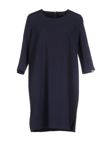 HOTEL PARTICULIER Short Dress in Dark Blue