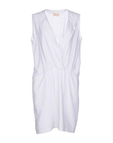MOMONÍ Short Dress in White