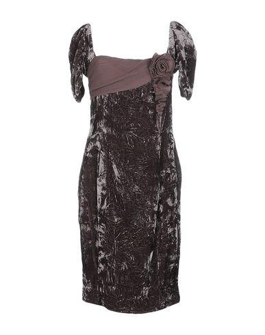 SCERVINO STREET Knee-Length Dress in Lead