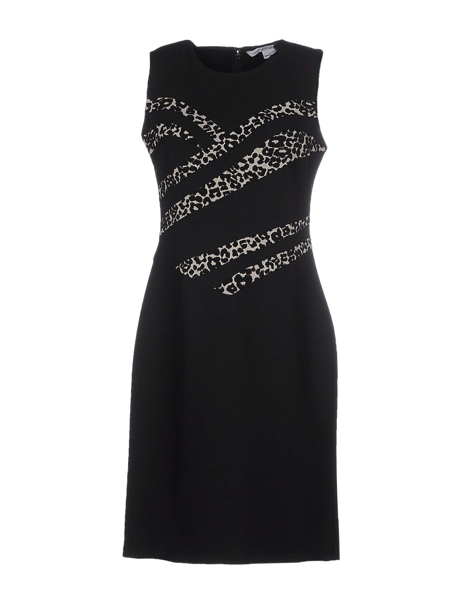 Vestito Corto Diane Von Furstenberg Donna - Acquista online su p705P1HA
