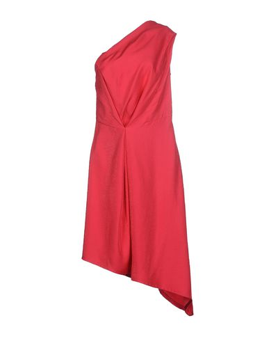 SPACE STYLE CONCEPT Knee-Length Dress in Fuchsia