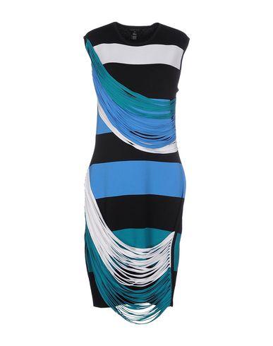 OHNE TITEL Knee-Length Dress in Black