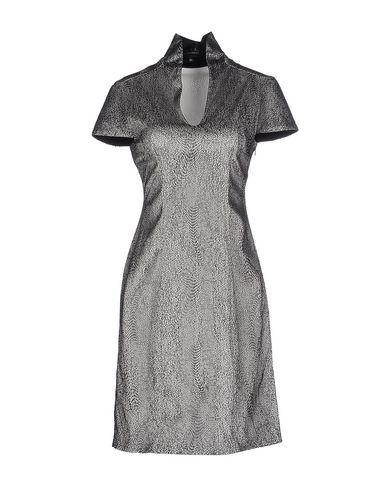 IRIS VAN HERPEN Short Dress in Light Grey