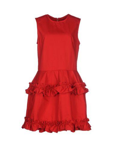 SIMONE ROCHA X J BRAND Denim Dress in Red