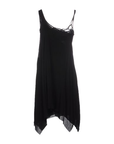 L.G.B. Knee-Length Dress in Black
