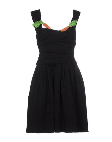 MOSCHINO CHEAP & CHIC Short Dress in Black