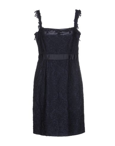 PHILOSOPHY DI ALBERTA FERRETTI Short Dress in Dark Blue