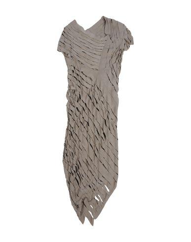 ALESSANDRA MARCHI Knee-Length Dress in Khaki