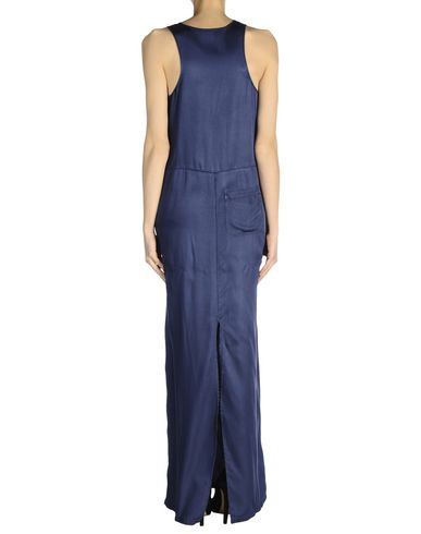 T by ALEXANDER WANG Langes Kleid Professionel xkRhyV