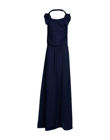 HOTEL PARTICULIER Long Dress in Dark Blue