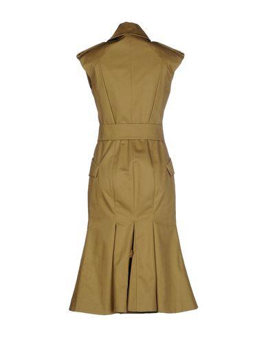 Günstigen Preis Factory Outlet Äußerst ALEXANDER MCQUEEN Knielanges Kleid Steckdose zuverlässig Kaufen Sie die neuesten Kollektionen JULJVyg