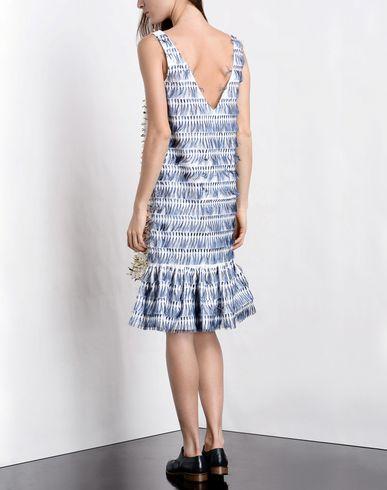 JOURDEN Enges Kleid
