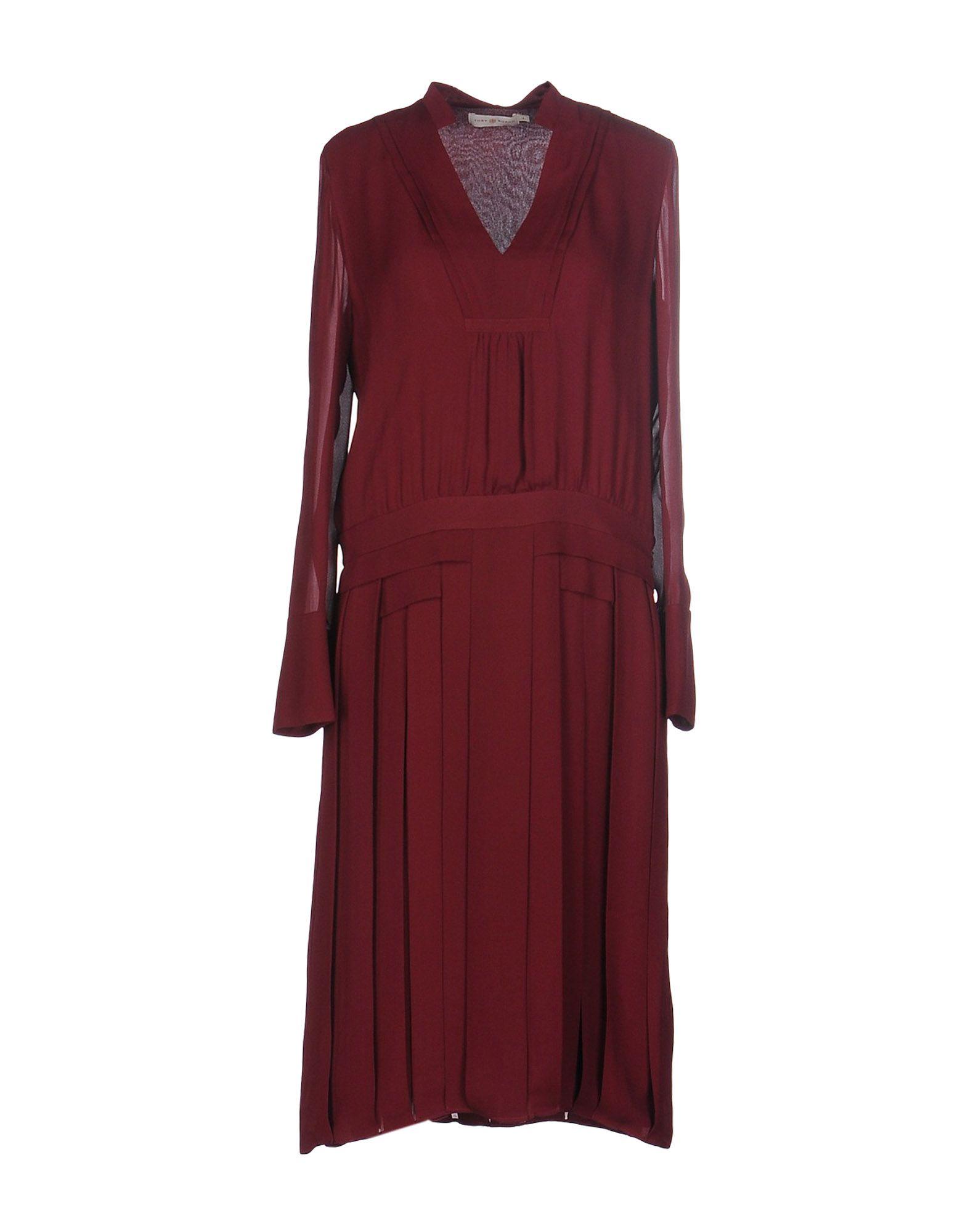 Vestito Al Ginocchio Tory Burch Donna - Acquista online su ri3Y3slefm