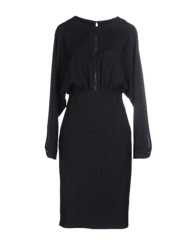 Verkauf Echten Billige Neuesten Kollektionen WHİİTE Copenhagen Knielanges Kleid yTnZG