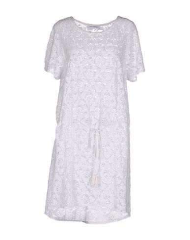 GAT RIMON Short Dress in White