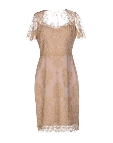 Marchesa Notte Knee Length Dress