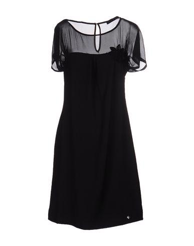 CAFèNOIR Kurzes Kleid Günstig Kaufen Besten Großhandel Ausgang Erhalten Authentisch Online-Shopping Zum Verkauf C5PZ1x1