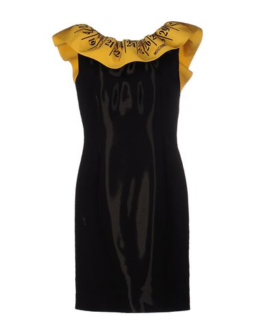 MOSCHINO Kurzes Kleid Manchester SGEtwIM