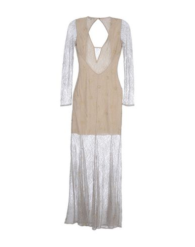 PATRIZIA PEPE SERA Langes Kleid Abstand Footaction Kostenloser Versand Original Billig Und Schön pGxF20J5H