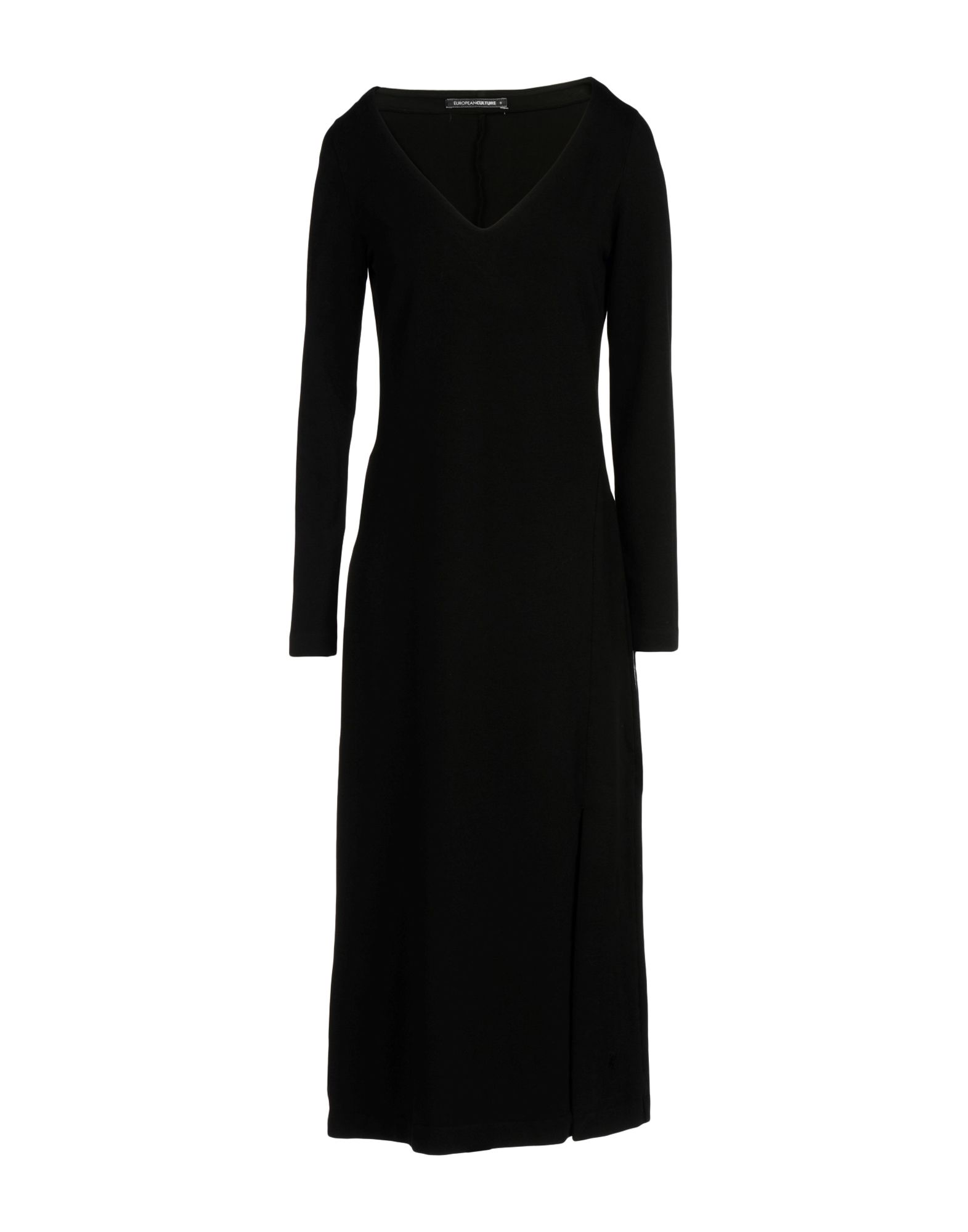Vestito Longuette European Culture damen - 34659807JD