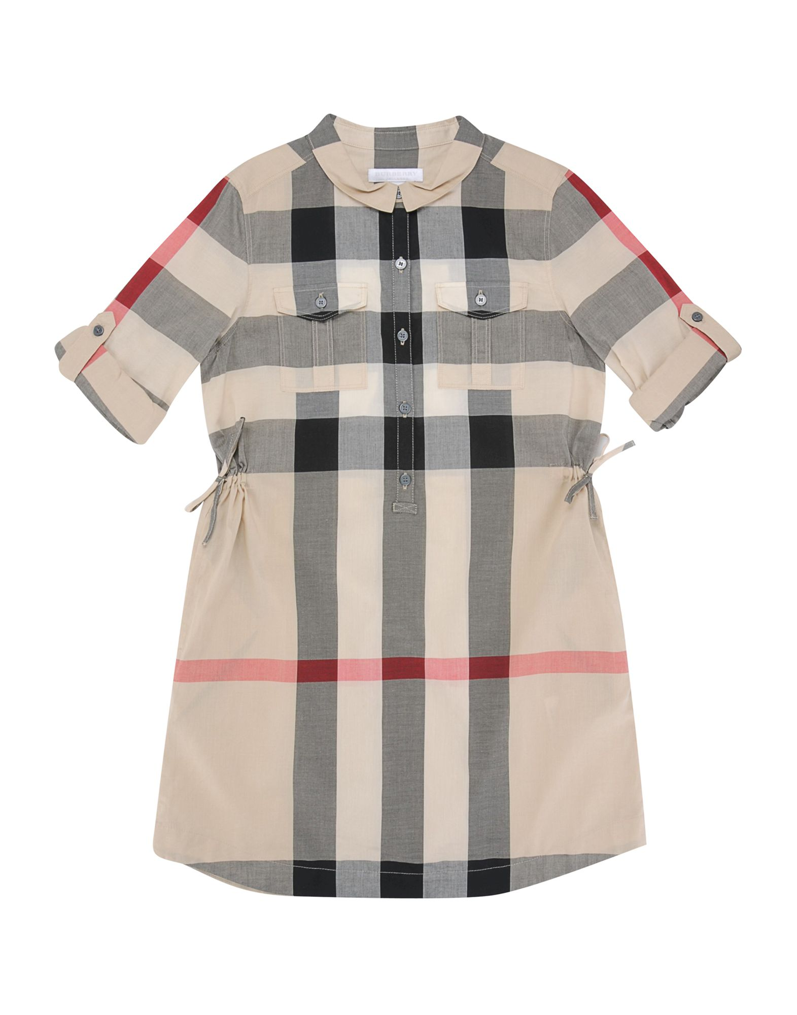 Burberry Dress Girl 9 16 years online on YOOX United States