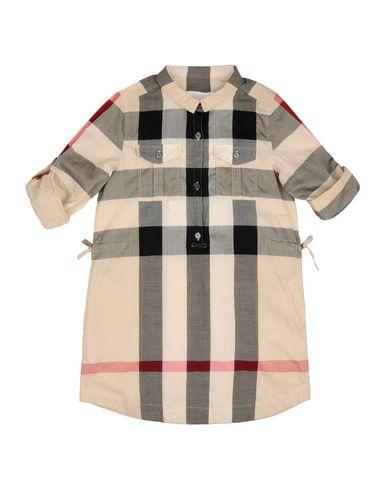 Burberry Платье Для Девочек 3-8 лет на YOOX 26823b79b49