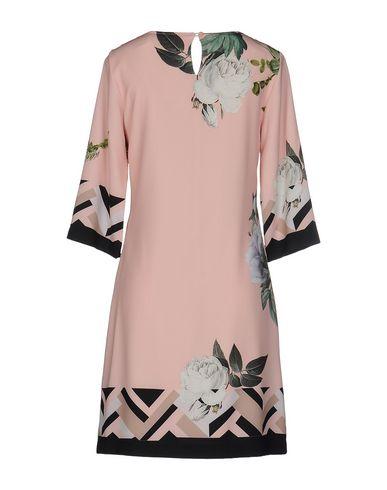 Finden Große CLIPS MORE Kurzes Kleid Verkauf Angebote Billig Verkauf Bestes Geschäft Zu Bekommen abugB4Dl
