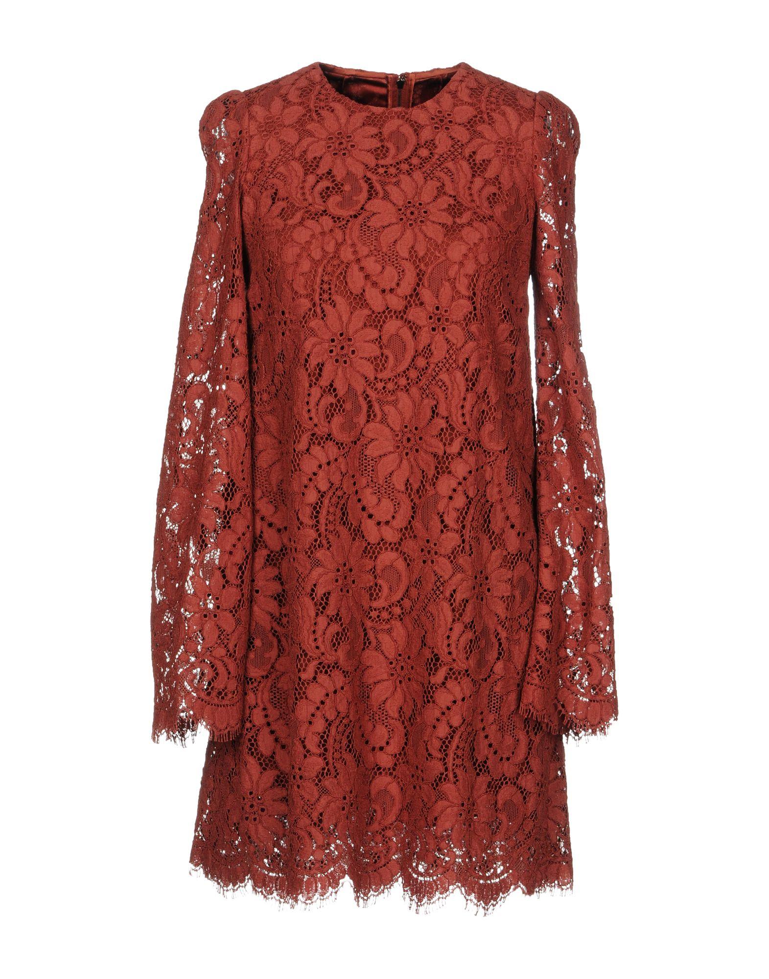 Vestito Corto Dolce & Gabbana Donna - Acquista online su TVdyU1t