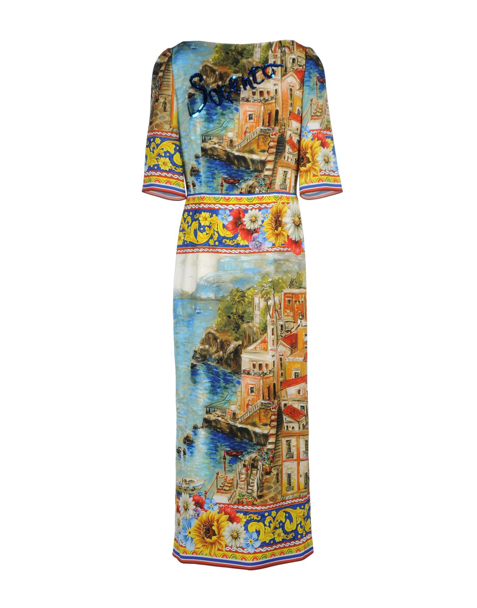 Vestito Longuette Dolce & Gabbana Donna - Acquista online su B8VKXg2G