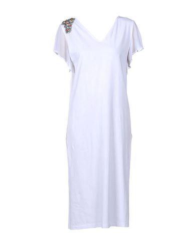 TWIN-SET Simona Barbieri Midi-Kleid Kaufen Sie Cheap 100% Authentic Outlet marktfähig Der beste Online-Shop Großhandel online 2018 Rabatt kUh6znH