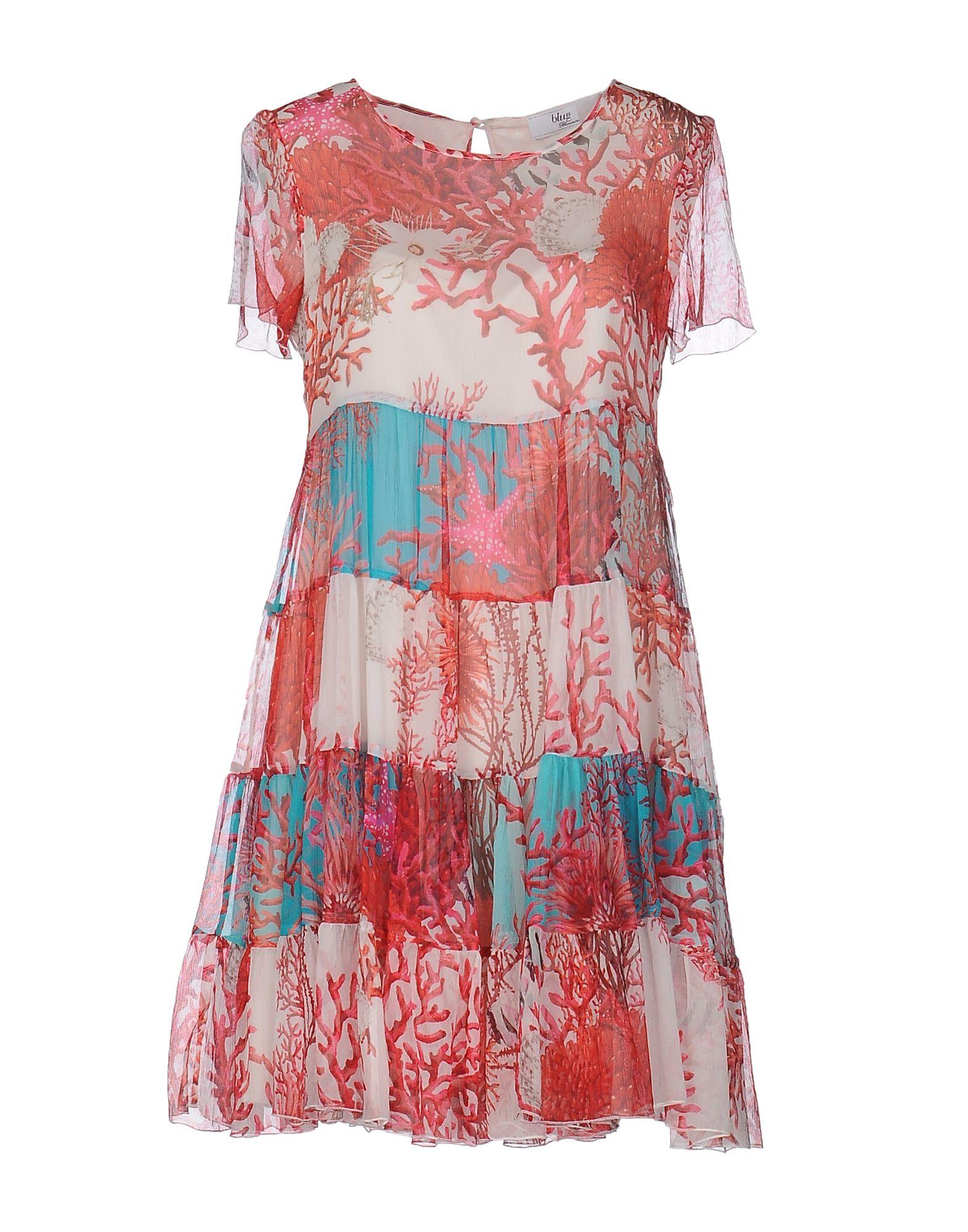 Vestito Corto Blugirl Blumarine Donna - Acquista online su bpbBaGCr