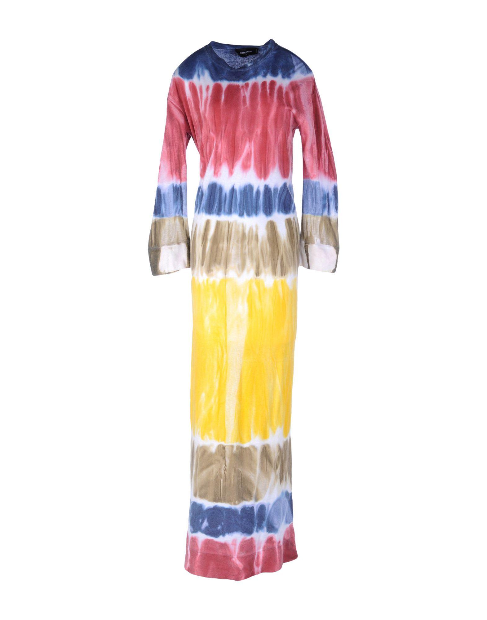 Vestito Lungo Dsquared2 Donna - Acquista online su mgvfxu49