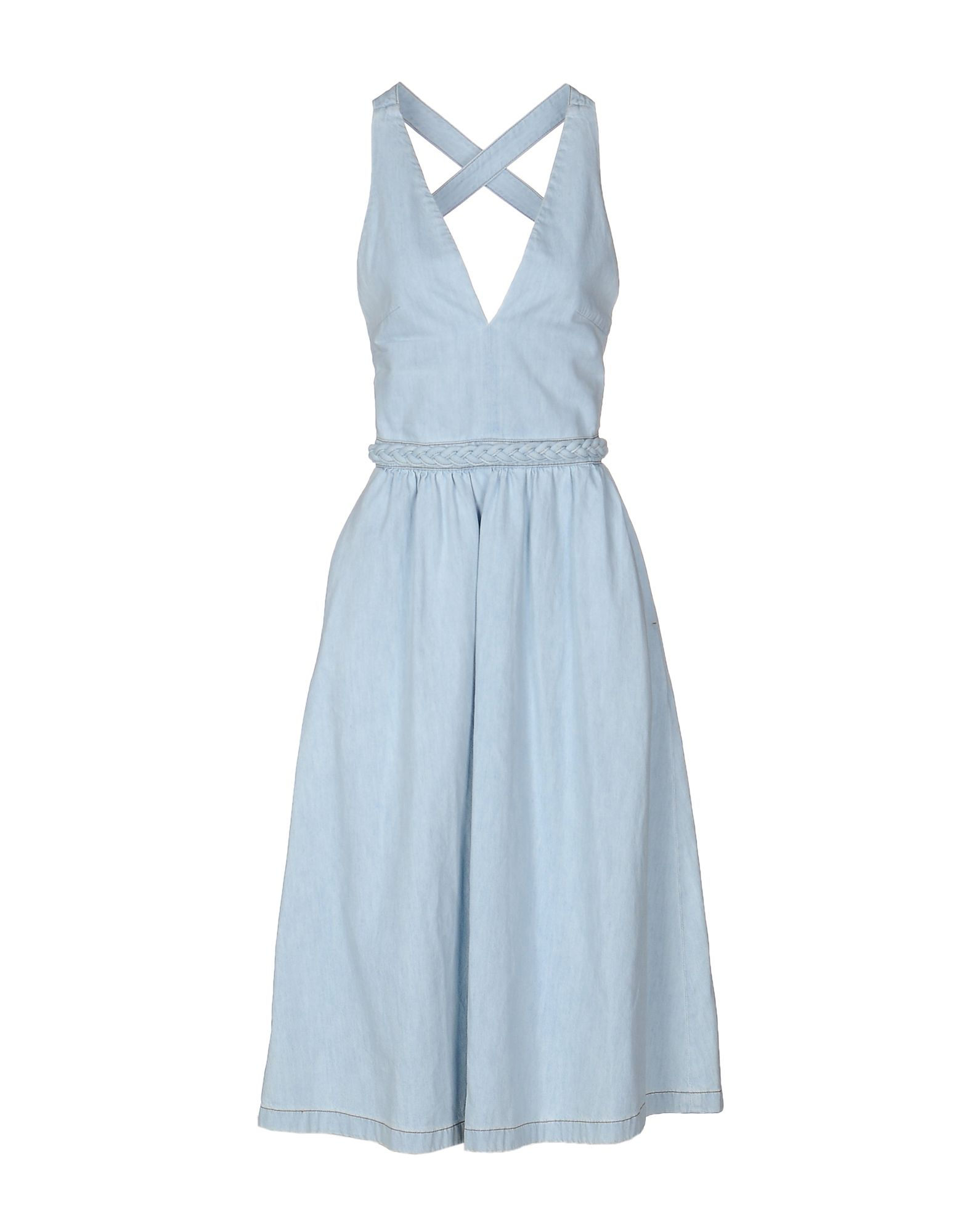Women\'s Denim Dresses - Spring-Summer and Fall-Winter Collections ...