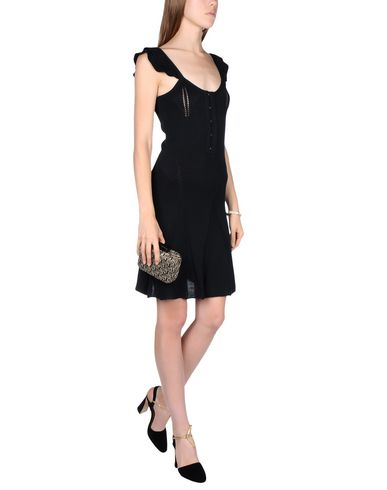 Red Valentino Knee-Length Dress, Black