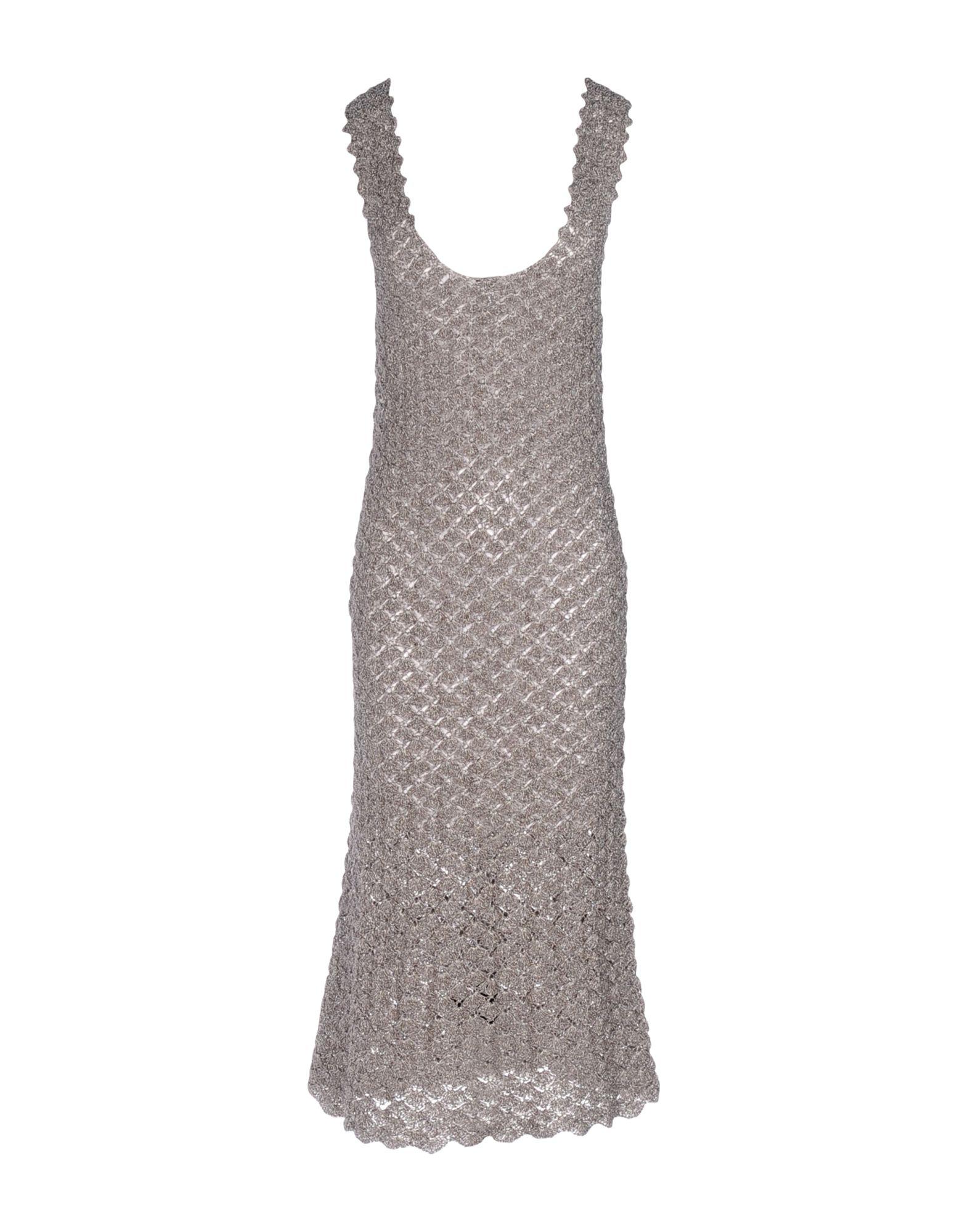 Vestito Longuette Emporio Armani Donna - Acquista online su 71i1PzRtSY
