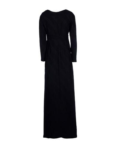 Intropia Long Dress, Black