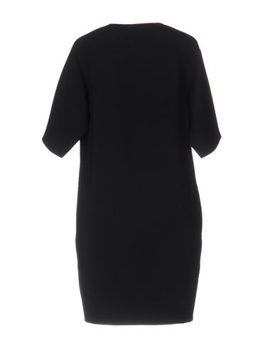 3.1 PHILLIP LIM SHORT DRESS, BLACK