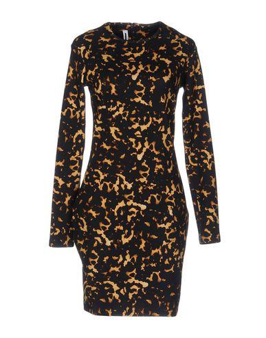 Mc Q Alexander Mc Queen Short Dress   Dresses D by Mc Q Alexander Mc Queen