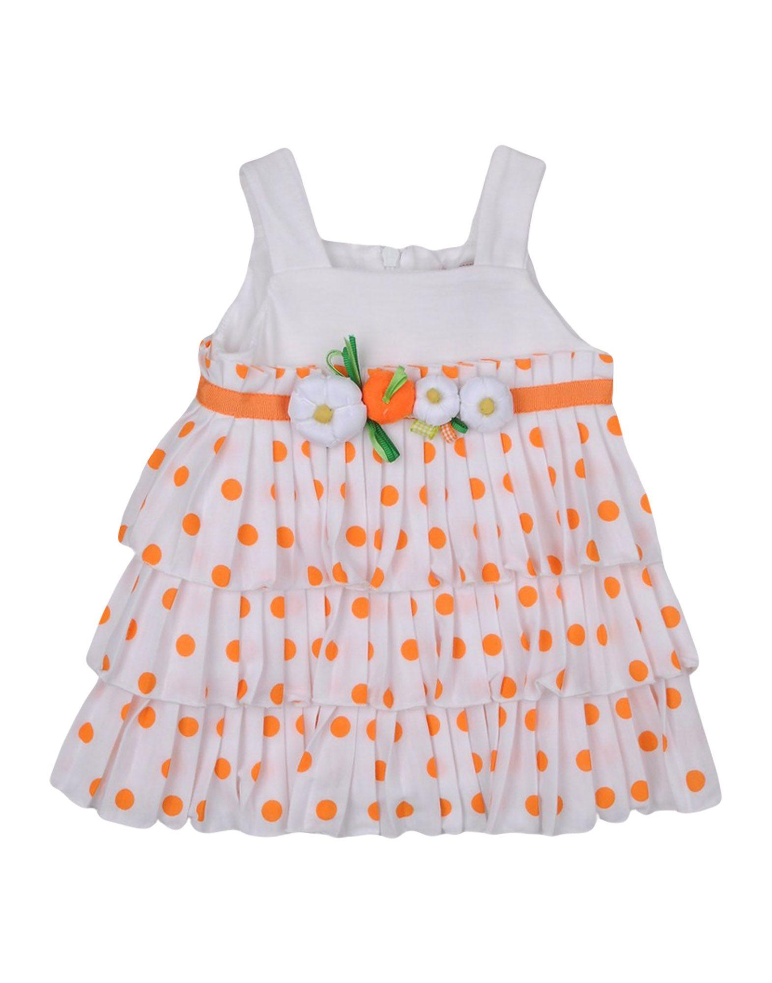 Φόρεμα Monnalisa Bebe  Kορίτσι 0-24 μηνών στο YOOX 3b8884c2d14