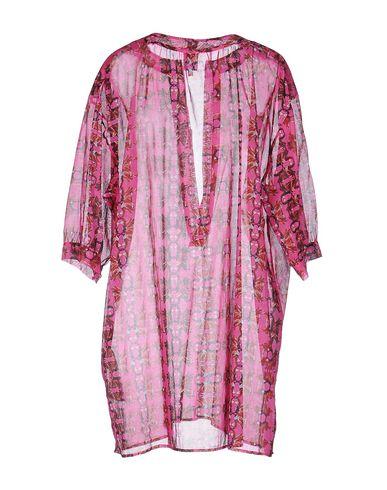 M MISSONI SHORT DRESS, FUCHSIA