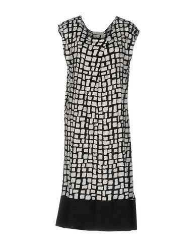 ALPHA STUDIO Knielanges Kleid Manchester Online Verkauf Rabatt Qualitativ Hochwertige Online Auslass Verkauf Freie Versandrabatte rHgIP