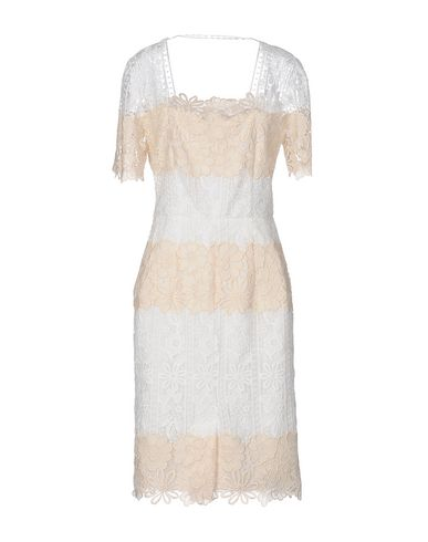 BLUMARINE FORMAL DRESS, WHITE