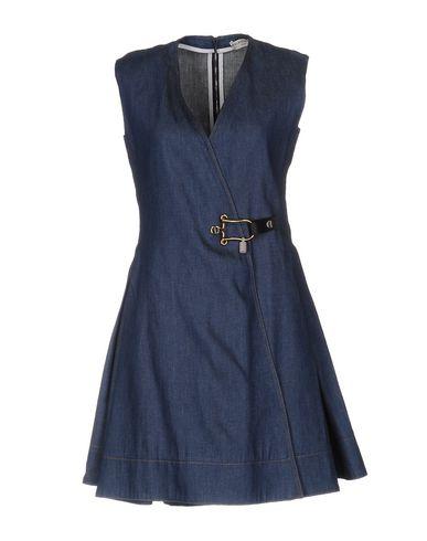 BALENCIAGA - Denim dress