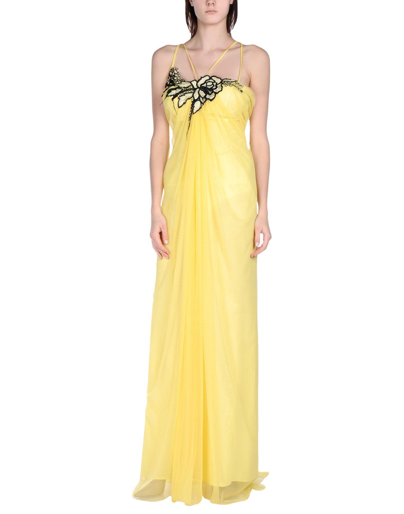 Vestito Lungo X s Milano Donna - Acquista online su YOOX - 34685698ND c169eaabd87