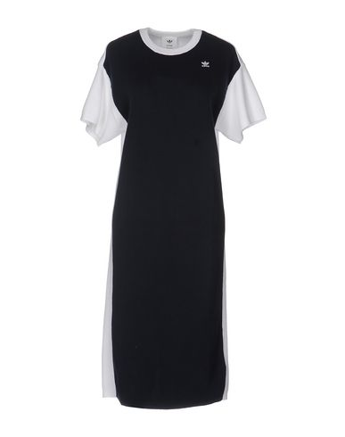 4f1f49e930 ADIDAS ORIGINALS x HYKE Knee-length dress - Dresses | YOOX.COM