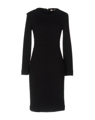 FRANKIE MORELLO Enges Kleid Kostenloser Versand Shop UF7mX7Mn