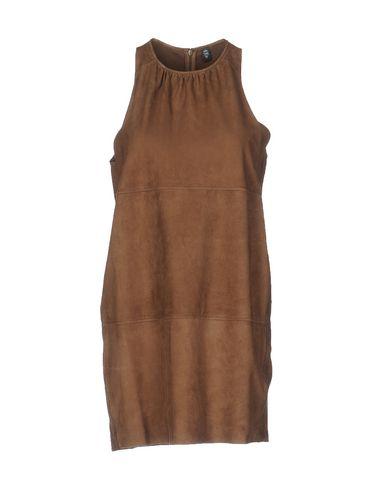 Eleventy Leathers SHORT DRESS