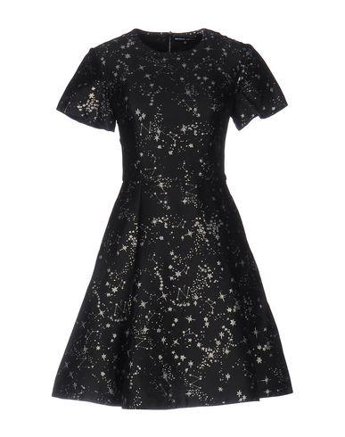 MARKUS LUPFER SHORT DRESS, BLACK