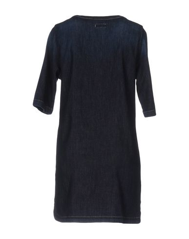 Robe Mother Robe Mother Foncé Bleu Courte Courte Bleu CqFxI