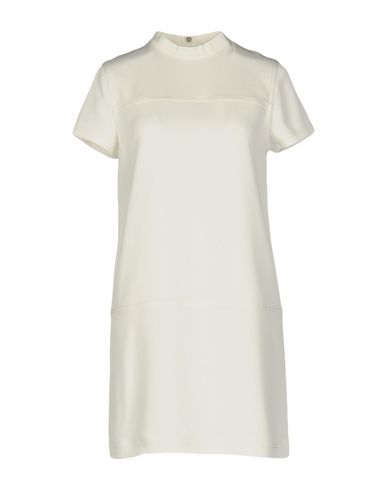 T BY ALEXANDER WANG SHORT DRESS, IVORY